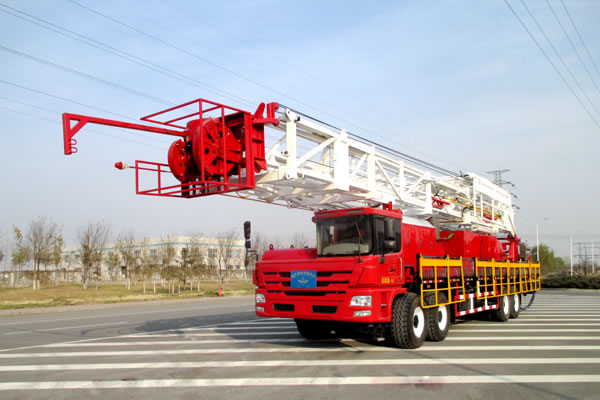 Truck-Mounted-Workover-Rig