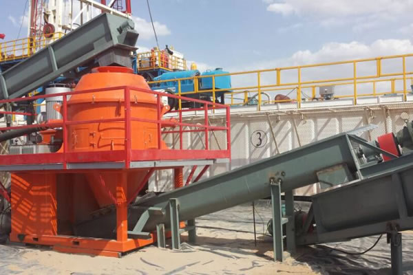 Drilling Waste Management System