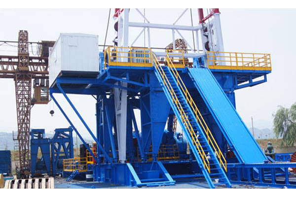 ZJ40-2250L-Skid-mounted-Drilling-Rig