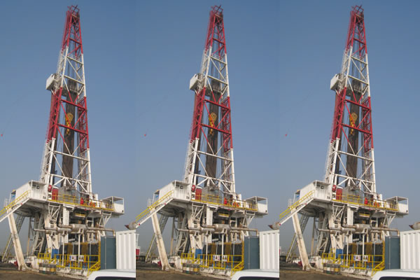ZJ50-3150LDB-Skid-Mounted-Drilling-Rig