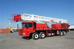 ZJ10 Truck Mounted Drilling Rig